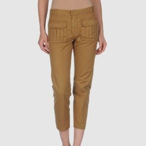 Dsquared2 3/4 Length Pant NWT